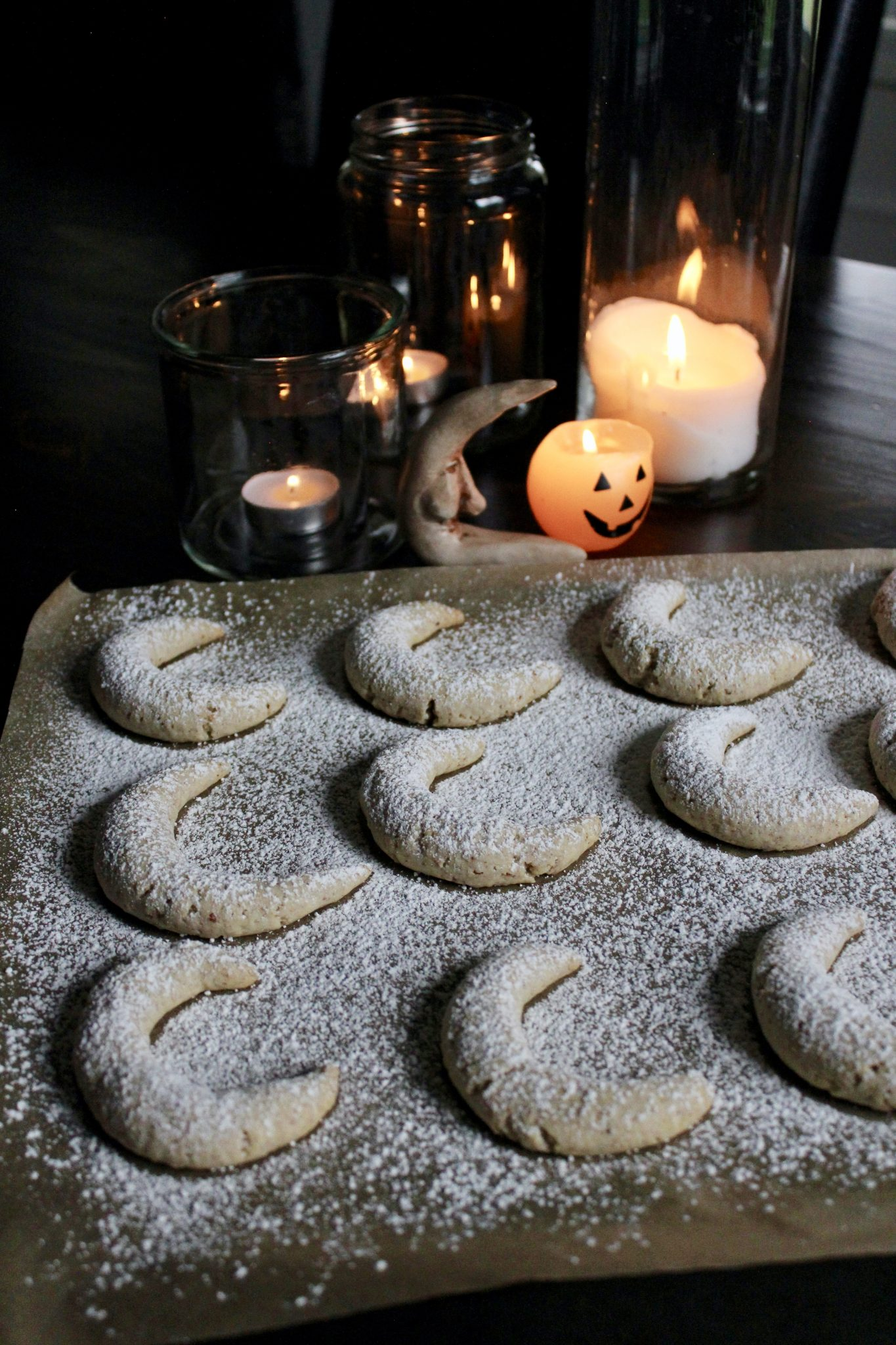 Moon Spell Cookies